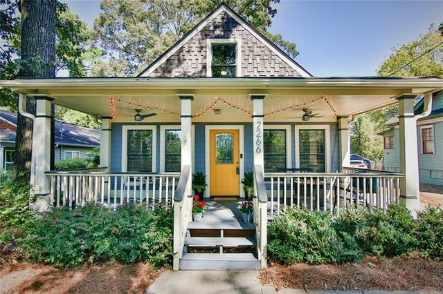 2266 Memorial Drive SE, Atlanta, GA 30317 (MLS #6800066) :: The Zac Team @ RE/MAX Metro Atlanta