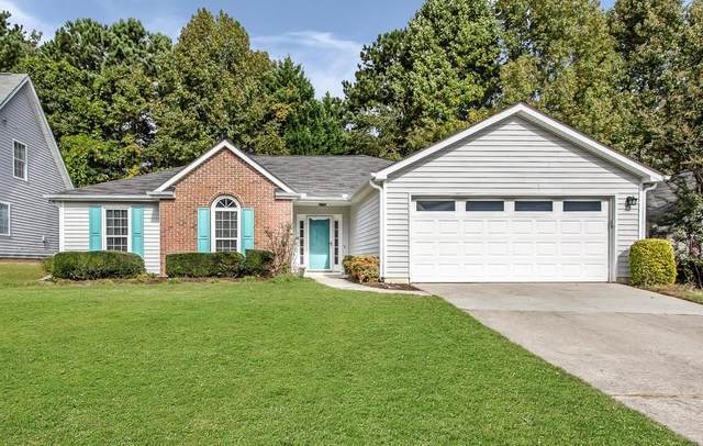 2365 Golden Valley Drive, Lawrenceville, GA 30043 (MLS #6800077) :: North Atlanta Home Team
