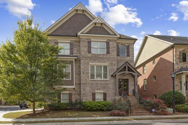7968 Magnolia Square, Sandy Springs, GA 30350 (MLS #6800080) :: Thomas Ramon Realty