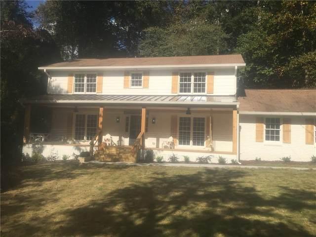 4483 Orleans Drive, Atlanta, GA 30338 (MLS #6800085) :: Tonda Booker Real Estate Sales