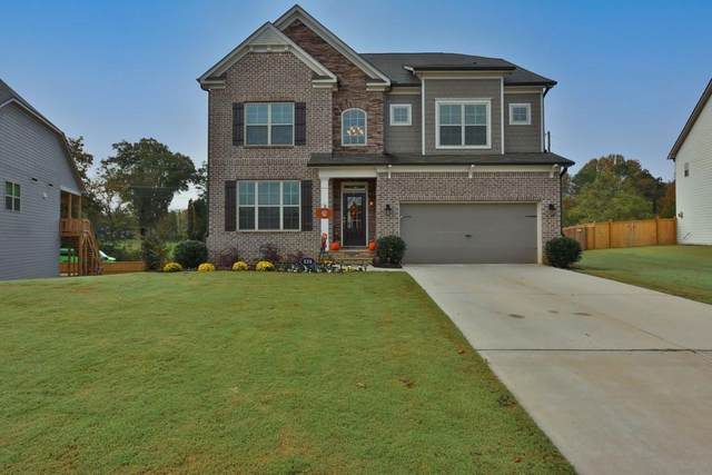 536 Flyingbolt Run, Canton, GA 30115 (MLS #6800087) :: North Atlanta Home Team