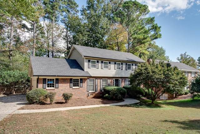 3909 Ashford Dunwoody Road NE, Brookhaven, GA 30319 (MLS #6800094) :: North Atlanta Home Team