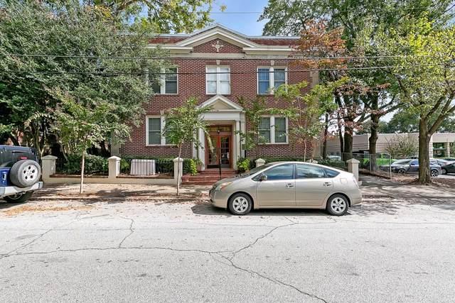733 Frederica Street NE #6, Atlanta, GA 30306 (MLS #6800111) :: Tonda Booker Real Estate Sales