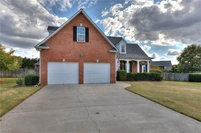 16 Clark Way NW, Cartersville, GA 30120 (MLS #6800139) :: The Butler/Swayne Team