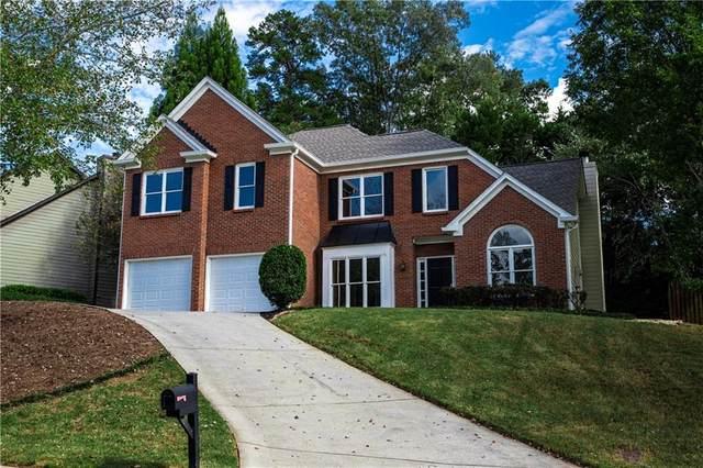 11895 Morning Mist Drive, Alpharetta, GA 30005 (MLS #6800160) :: North Atlanta Home Team