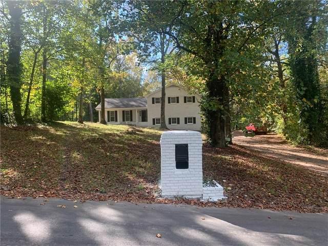 2219 Scenic Drive, Snellville, GA 30078 (MLS #6800167) :: Compass Georgia LLC