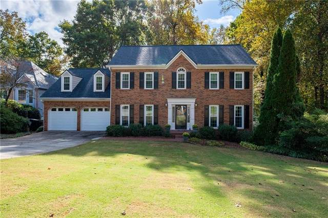 4812 Thornwood Drive NW, Acworth, GA 30102 (MLS #6800190) :: Keller Williams