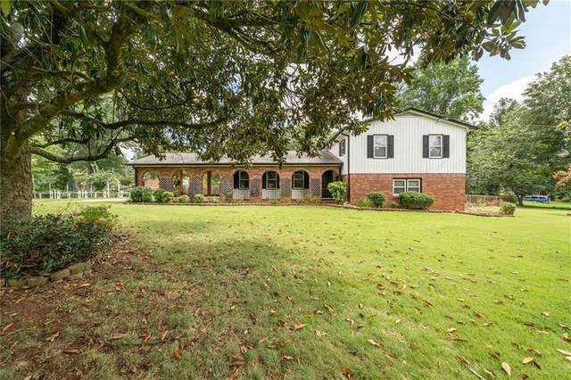 1270 Little Acres Place, Marietta, GA 30066 (MLS #6800223) :: The Justin Landis Group