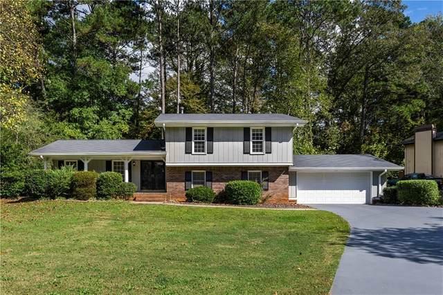 4519 Newcastle Circle, Lithonia, GA 30038 (MLS #6800230) :: North Atlanta Home Team