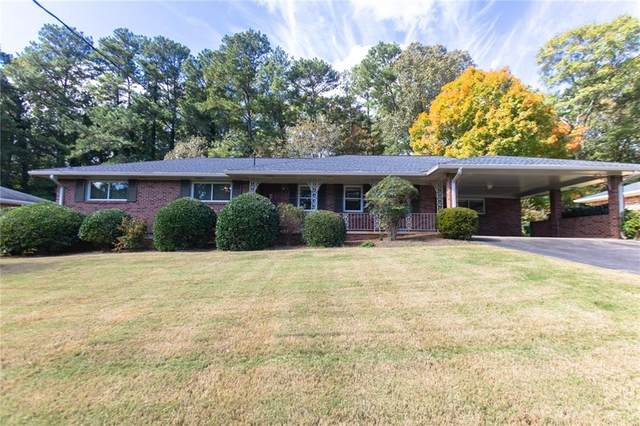 1748 Samaria Trail, Tucker, GA 30084 (MLS #6800235) :: North Atlanta Home Team