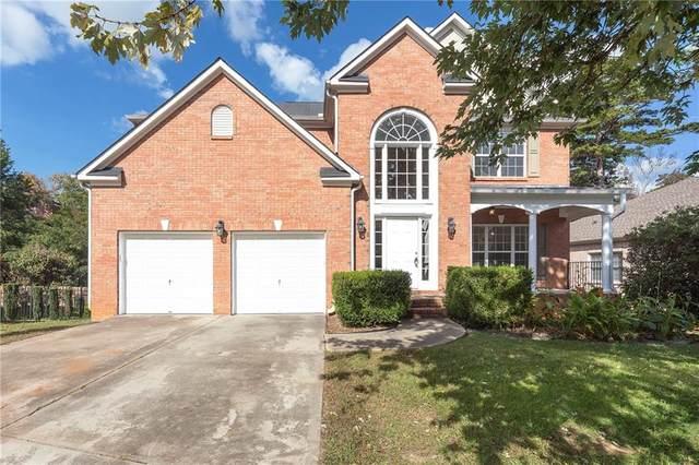 5458 Mountain View Pass, Stone Mountain, GA 30087 (MLS #6800243) :: Tonda Booker Real Estate Sales