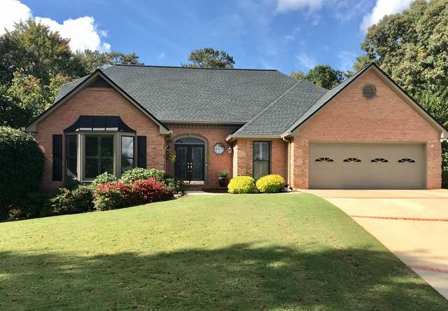535 Brookmeadow Court, Alpharetta, GA 30004 (MLS #6800257) :: North Atlanta Home Team