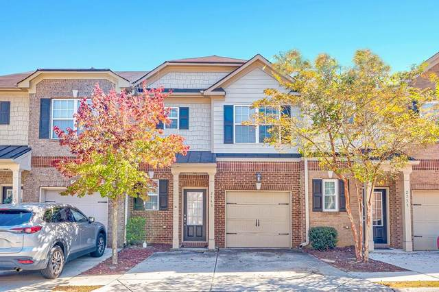 2745 Sudbury Trace, Norcross, GA 30071 (MLS #6800303) :: North Atlanta Home Team