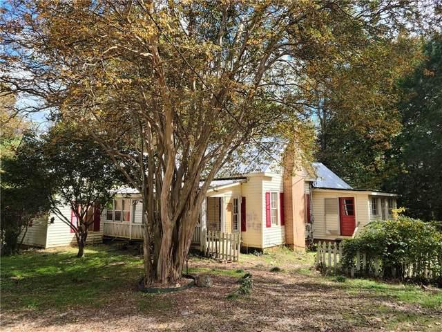 3636 Gillsville Highway, Gillsville, GA 30543 (MLS #6800318) :: Lakeshore Real Estate Inc.