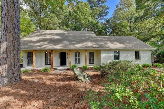 1284 Independence Way, Marietta, GA 30062 (MLS #6800320) :: North Atlanta Home Team