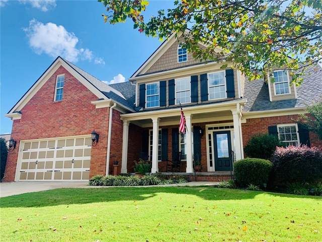 37 Cottage Walk NW, Cartersville, GA 30121 (MLS #6800343) :: Tonda Booker Real Estate Sales