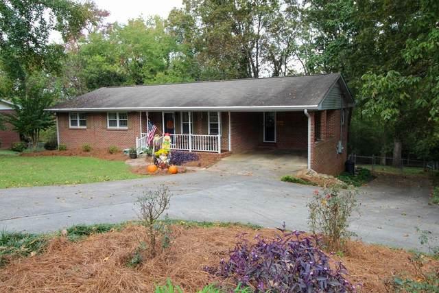 39 Summit Drive SE, Lindale, GA 30147 (MLS #6800353) :: North Atlanta Home Team