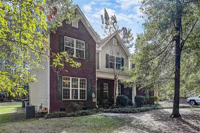 122 Vaughn Drive, Fayetteville, GA 30214 (MLS #6800356) :: North Atlanta Home Team