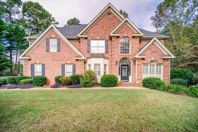 2671 Wellington Way SE, Conyers, GA 30013 (MLS #6800364) :: North Atlanta Home Team