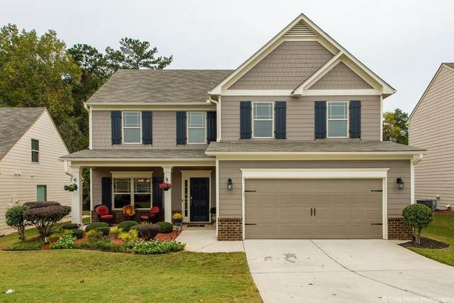 4310 South Braves Circle, Douglasville, GA 30135 (MLS #6800370) :: Tonda Booker Real Estate Sales
