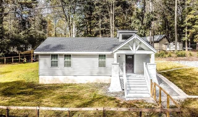 98 Mountainside Drive E, Dawsonville, GA 30534 (MLS #6800377) :: Compass Georgia LLC