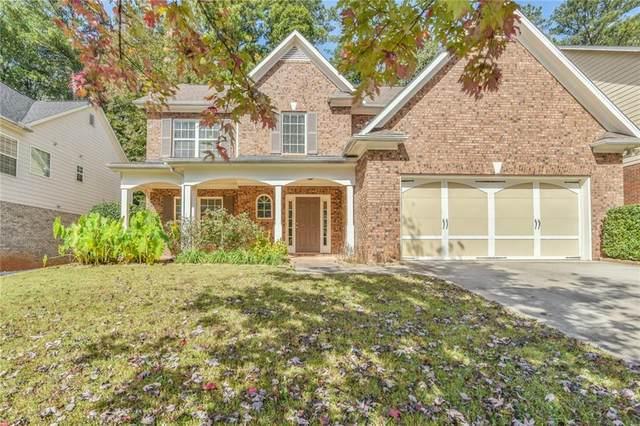 4273 Pond Edge Road, Snellville, GA 30039 (MLS #6800390) :: The Justin Landis Group