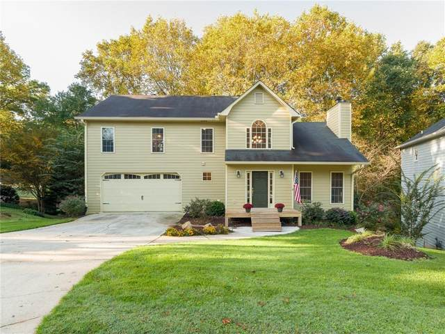 3411 Velvet Creek Drive SW, Marietta, GA 30008 (MLS #6800403) :: North Atlanta Home Team