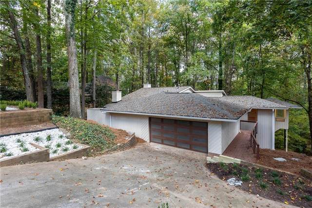 3948 Dunbarton Way NE, Roswell, GA 30075 (MLS #6800416) :: North Atlanta Home Team