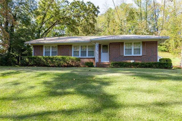 290 Old Acworth Road, Dallas, GA 30132 (MLS #6800420) :: The Justin Landis Group