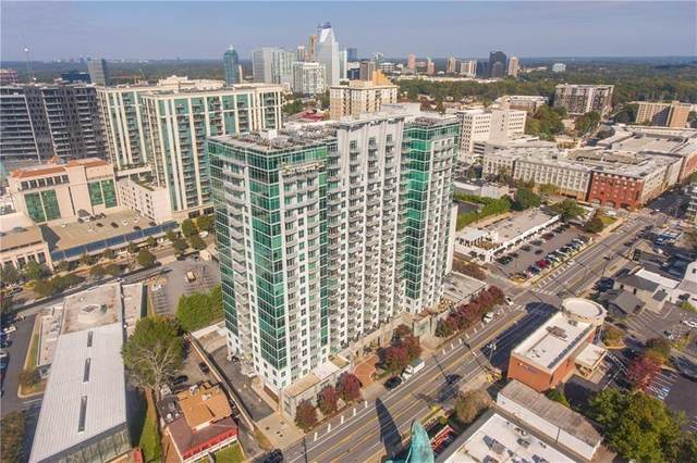 250 Pharr Road #505, Atlanta, GA 30305 (MLS #6800448) :: Thomas Ramon Realty
