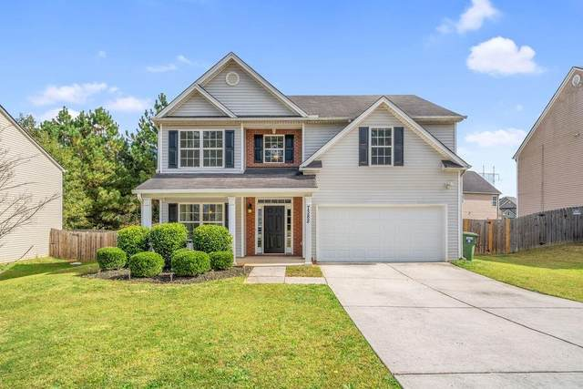 7382 Walton Hill, Fairburn, GA 30213 (MLS #6800456) :: The Cowan Connection Team