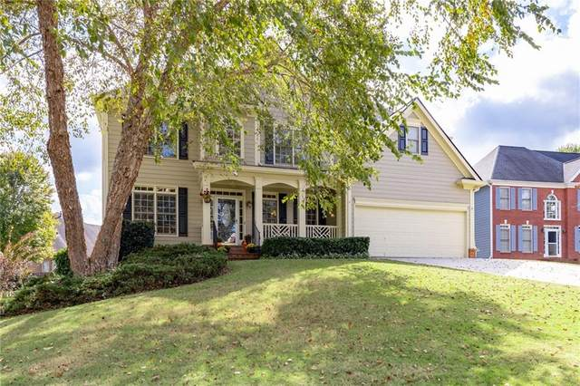 5487 Hedge Brooke Pointe NW, Acworth, GA 30101 (MLS #6800458) :: Kennesaw Life Real Estate