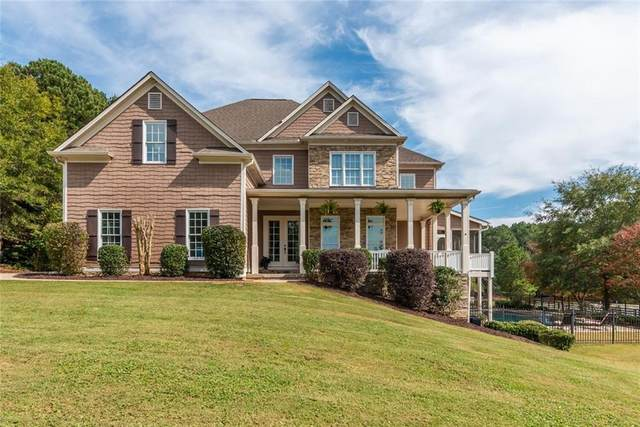 1646 A J Land Road, Canton, GA 30115 (MLS #6800460) :: The Butler/Swayne Team