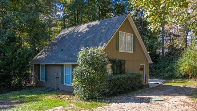 866 Elliott Road, Dawsonville, GA 30534 (MLS #6800468) :: North Atlanta Home Team