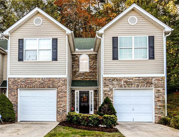121 Creekwood Drive, Woodstock, GA 30188 (MLS #6800470) :: The Justin Landis Group