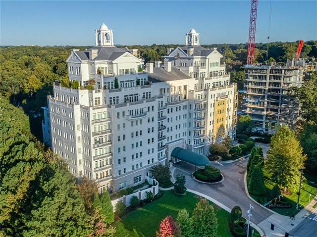 2500 Peachtree Road NW 304N, Atlanta, GA 30305 (MLS #6800471) :: Kennesaw Life Real Estate
