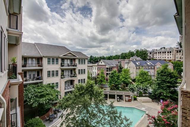 3621 Vinings Slope SE #2315, Atlanta, GA 30339 (MLS #6800474) :: Vicki Dyer Real Estate