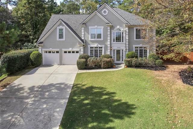 2446 Regency Lake Drive, Marietta, GA 30062 (MLS #6800480) :: North Atlanta Home Team