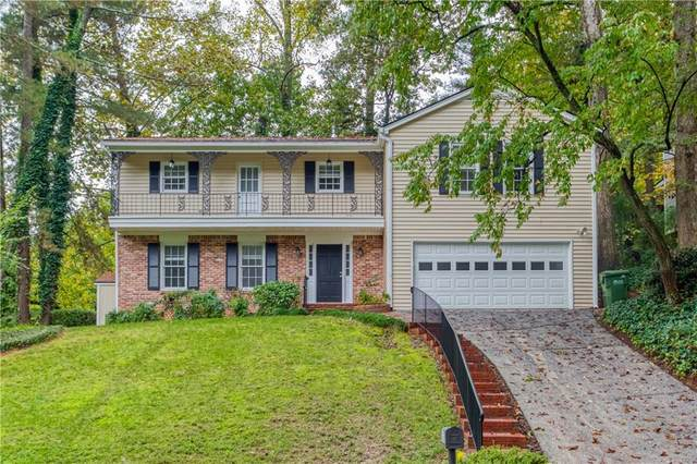 1638 Fernleaf Circle NW, Atlanta, GA 30318 (MLS #6800496) :: The Gurley Team