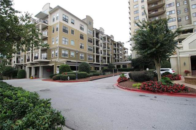 799 Hammond Drive #103, Sandy Springs, GA 30328 (MLS #6800503) :: Oliver & Associates Realty