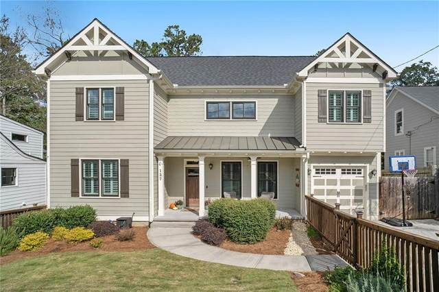 127 W Pharr Road, Decatur, GA 30030 (MLS #6800528) :: North Atlanta Home Team