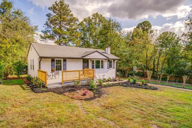2755 SE Sanford Road, Smyrna, GA 30080 (MLS #6800532) :: Tonda Booker Real Estate Sales