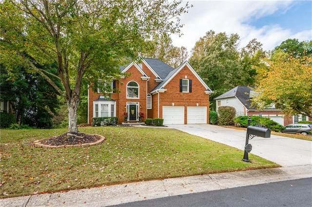 1025 Legacy Walk, Woodstock, GA 30189 (MLS #6800554) :: Tonda Booker Real Estate Sales