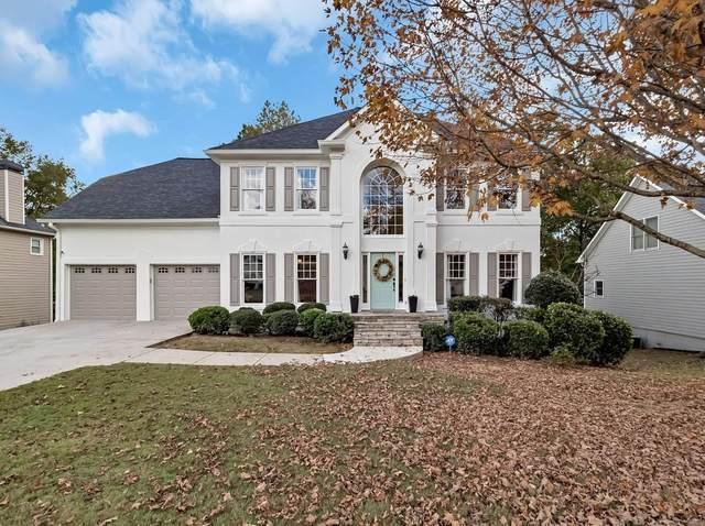 1250 Mayfield Manor Drive, Alpharetta, GA 30076 (MLS #6800567) :: The Justin Landis Group