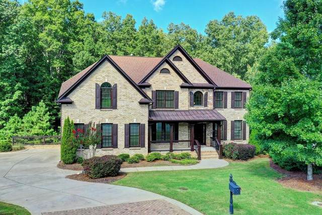 8035 Inverness Way, Duluth, GA 30097 (MLS #6800578) :: Oliver & Associates Realty