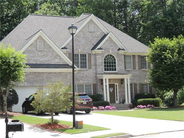 1341 Crest Oak Way, Lawrenceville, GA 30043 (MLS #6800579) :: HergGroup Atlanta