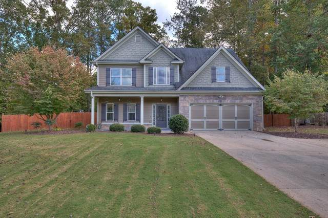 138 Morgan Lake Lane, Dallas, GA 30157 (MLS #6800590) :: The Justin Landis Group