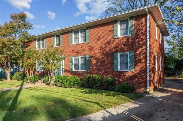 1747 Cambridge Avenue #1747, College Park, GA 30337 (MLS #6800601) :: The Heyl Group at Keller Williams