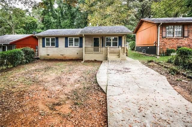 261 Howell Terrace SW, Atlanta, GA 30331 (MLS #6800630) :: The Residence Experts