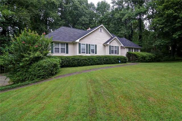 4779 Shallow Ridge Road NE, Kennesaw, GA 30144 (MLS #6800653) :: North Atlanta Home Team